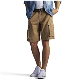 Men's Dungarees New Belted Wyoming Cargo Short - Mens Shorts