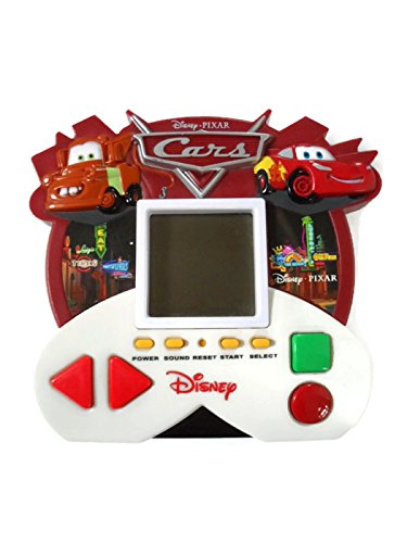 Disney Pixar Cars Electronic Handheld Game