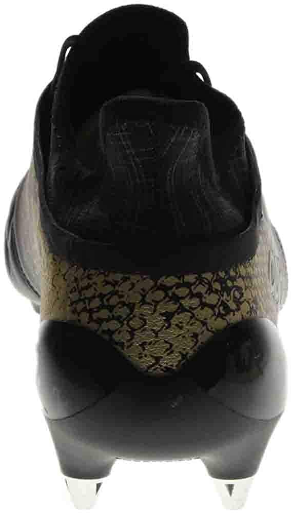 detailed look e20b4 9f447 Amazon.com  adidas Mens X 16+ Purechaos Soft Ground Leather Athletic   Sneakers BlackGold  Shoes