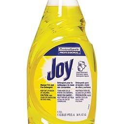 PGC45114 Dishwashing Liquid, 38 oz Bottle