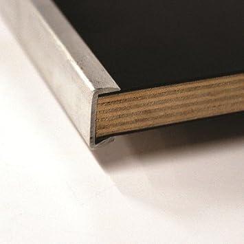 Amazon Com Original Series 60 Semi Circle Folding Table Edge Channel Aluminum Edge Cae Frame Finish Silver Office Products