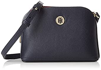 Tommy Hilfiger Women's TH Core Crossover Bag, Tommy Navy, One Size
