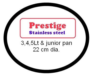 TTK Prestige Stainless Steel Pressure Cooker Gasket Indiabazaar