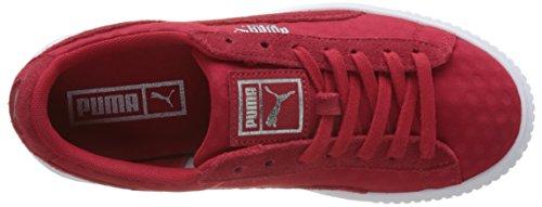 toreador Toreador Rouge Puma Basses Basket Sneakers de Platform Femme x80qRB