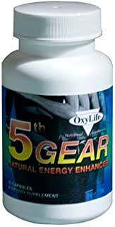 product image for Oxylife Products 5th Gear Capsules, 30 Count