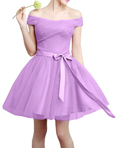 Victory Bridal - Robe - Trapèze - Femme -  violet - 50