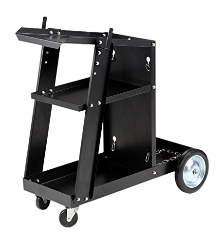 ATE Pro. USA 97860 Welding Cart with Tank Storage, 27.95'' Length, 12.2'' Width by ATE Pro. USA