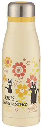 Skater Ghibli Kiki's Delivery Service Gerbera Stylish Stainless Steel Bottle from Japan New