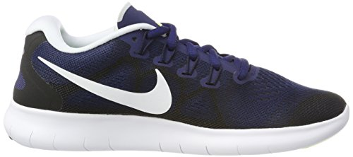 Running Free Bleu white Chaussures Run de volt White 2017 Binary Blue Homme Nike black Xwd0qd