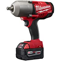Milwaukee M18 18V Cordless Impact Wrench Kit