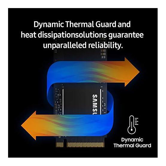 Samsung 970 PRO 512GB NVMe M.2 Internal SSD (MZ-V7P512BW) [Canada Version] 41zhGjLYsTL. SS555