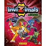 Invizimals–Legend scatola 50buste, panini 003598box50)