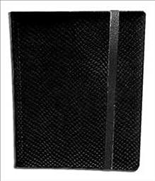 Binder - 9 Pocket Dragon Hide Black