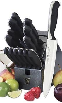 15-Pc. J.A. Henckels International Knife Block Set