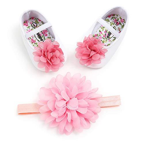 Femmes 1Pc BéBé Chaussures Ville Walkers Fleur Chaussures Assiettes Palladium Enfant Fille De Cheveux Hiver Pastèque BéBé Cuir Enfant Toddler OHQ Rouge Bande De Ceinture First XUwqzxTY