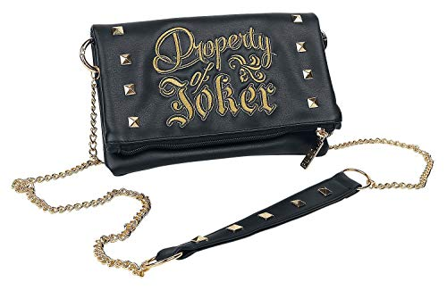 Suicide SquadHarley Quinn Property of Joker Clutch Bag