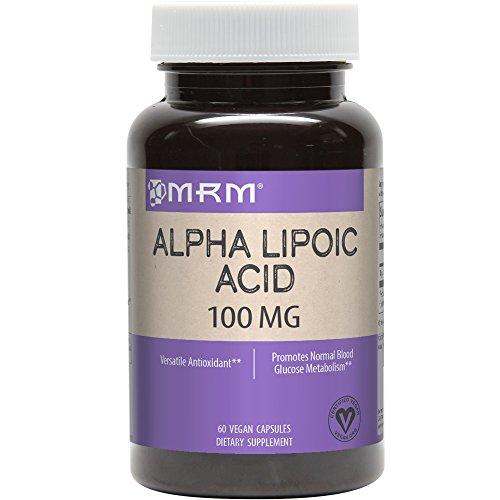 Alpha Lipoic Vegetarian Capsules Bottle