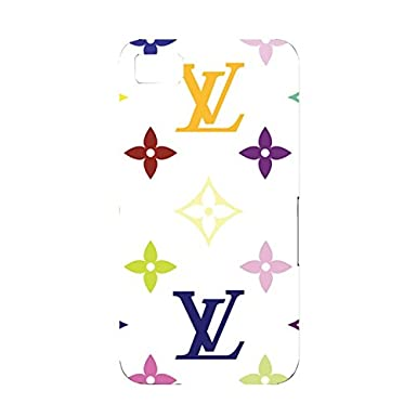 Louis With Vuitton Logo Phone Case 3d Colorful Cute Louis With