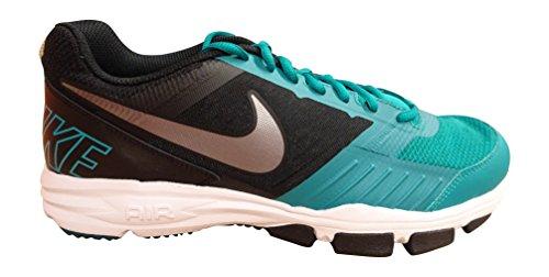 Nike Air One Tr 2, Men Hiking Shoes Verde (Radiant Emerald/Mtlc Dark Grey-black)