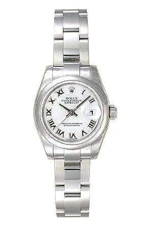 b6fb52783a Amazon | [ロレックス] ROLEX 腕時計 デイトジャスト 179160 ピンク ローマ レディース [並行輸入品] |  並行輸入品・逆輸入品・中古品(レディース) | 腕時計 通販