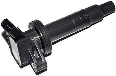 Ignition Coils compatible with Toyota Corolla Matrix MR2 Celica GT Chevy Prizm L4 1.8L Engine 1ZZFE 9091902239 C1249 UF-247 UF-315