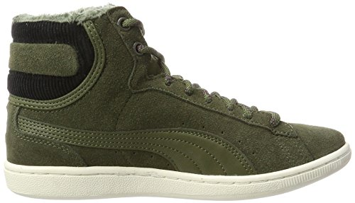 Vikky olive Donna Puma Verde Sneaker Olive Night Corduroy Mid Night HxxpwB8