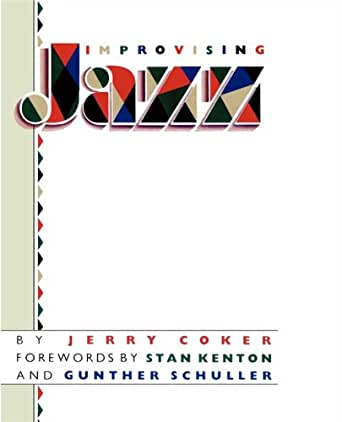 improvising jazz coker pdf free