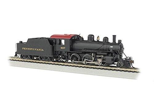 Bachmann Industries Alco 2-6-0 DCC Ready Locomotive - PRR #3237 - (1:87 HO Scale) -  Bachmann Industries Inc., 51707