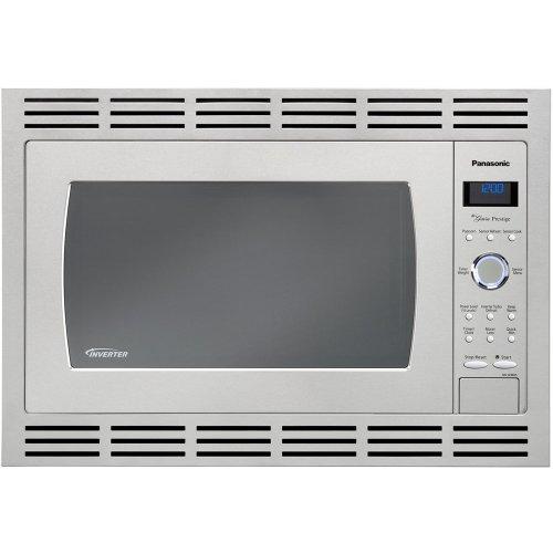 Panasonic 30'' Trim Kit for 2.2 cuft Panasonic Stainless Microwave Ovens, NN-TK932SS by Panasonic (Image #1)