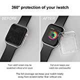 BRG Case for Apple Watch Series SE 6 5 4 3 Screen
