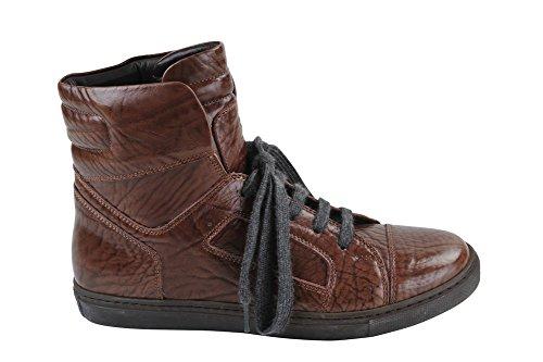Brunello Cucinelli Schoenen Vrouwen Bruine Leren Laarzen / Laarzen 36