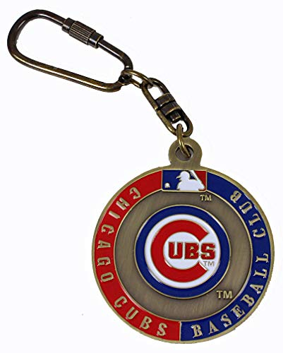 - aminco Chicago Cubs Logo Key Chain
