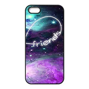 Zheng caseZheng caseCustomizable Best Friends Protective Rubber Back Fits Cover Case for iPhone 4/4s