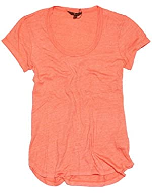 7 For All Mankind Women's Easy Tee
