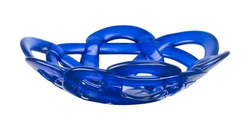 - Kosta Boda Basket Bowl, Small, Blue