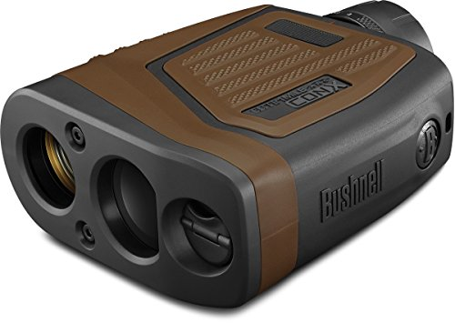 Bushnell Elite Rangefinder 1 Mile 7x26 with CONX (Bushnell Custom Series 4x21 Laser Rangefinder Review)