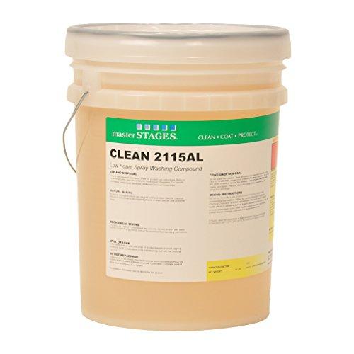 master-stages-clean2115al-5-clean-2115al-low-foam-spray-washing-compound-yellow-5-gal-jug