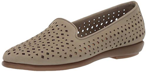 Nubuck Green (Aerosoles Women's You Betcha Shoe, LT Green Nubuck, 7 M US)