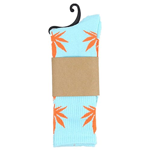 Homme Blue Sport Chaussettes R De orange Spring Fever Iwg8Ip