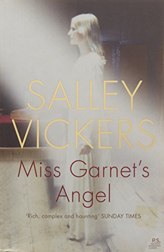 Book cover for Miss Garnet's Angel