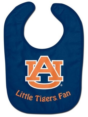WinCraft NCAA Auburn Tigers All Probaby Bib, Team Color, One Size
