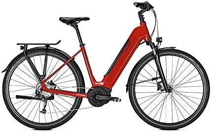 Raleigh Kent 9 Bosch 2020 - Bicicleta eléctrica, Color Firered Glossy, tamaño 28