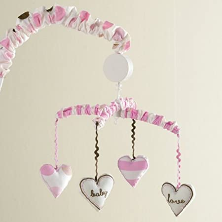 Solid White My Baby Sam Wall Hanger Letter B