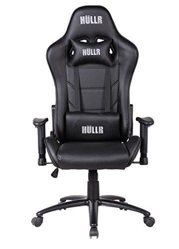 HULLR Gaming Racing Computer Office Chair, Executive High Ba