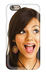 For WefuArp605dEpCx Victoria Justice Protective Case Cover Skin/iphone 6 Case Cover