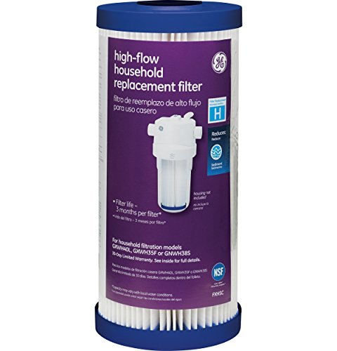GE FXHSC Household Pre-Filtration Lees Filter