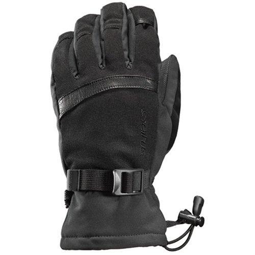 - Seirus Innovation Men's Soundtouch Beacon Gloves, Black, Large