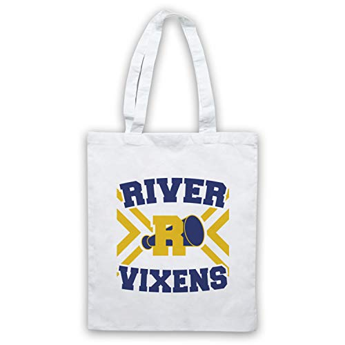 Inspire Riverdale D'emballage Vixens Par Sac Blanc River Officieux Apparel Cheerleading Inspired x75wtzZw