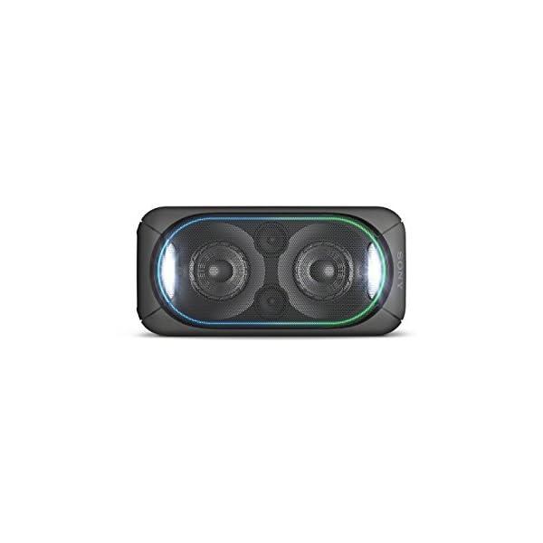 Sony GTK-XB60B Enceinte Bluetooth/NFC Extra Bass High Power - Noir 2