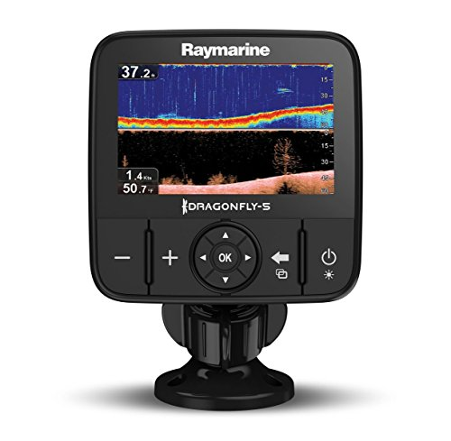 Raymarine Dragonfly-5DVS Sonar Fish Finders And Other Electronics Raymarine